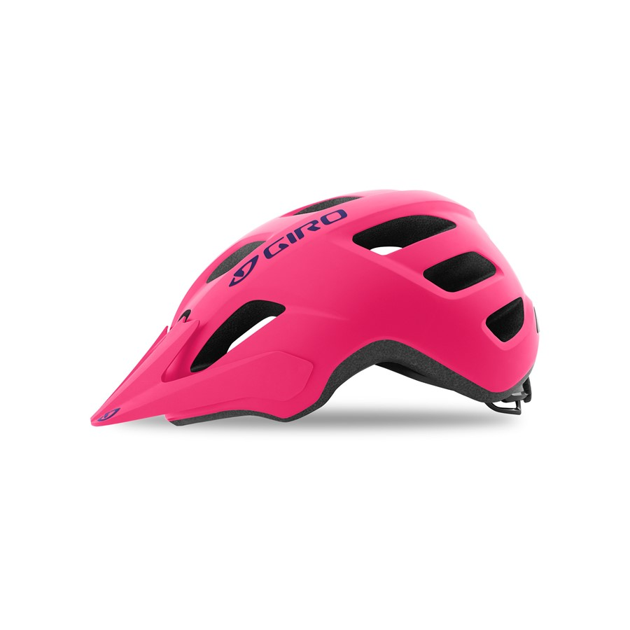 detail GIRO TREMOR Mat Bright Pink