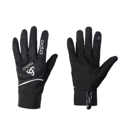detail ODLO WINDPROOF LIGHT GLOVES 761040-15000