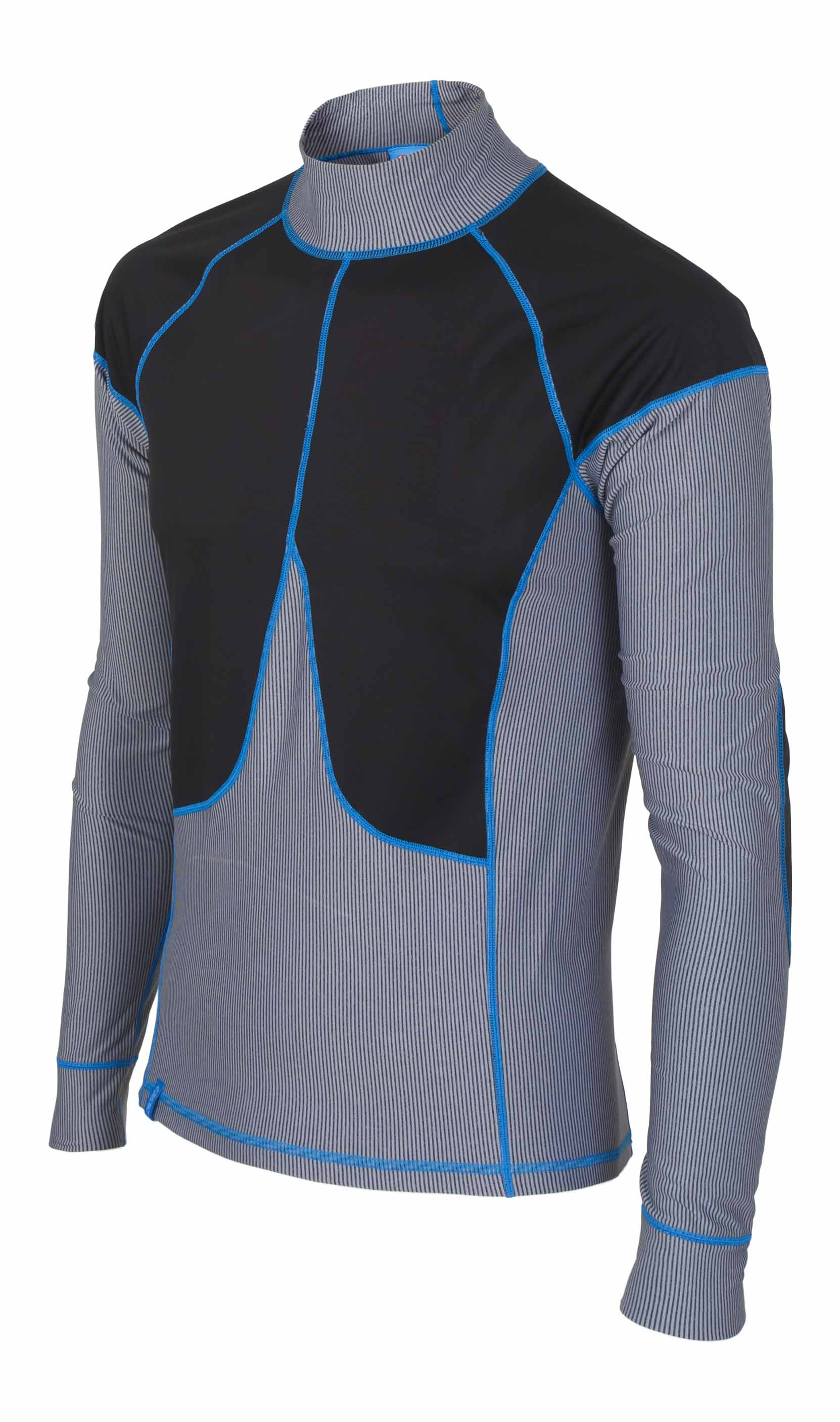 KV+ JULIER PRO WIND TECH SHIRT – grey 7U121-9