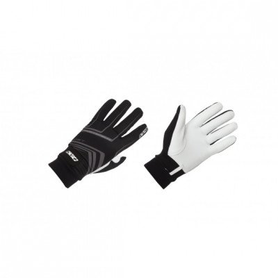 KV+ JET GLOVES Black