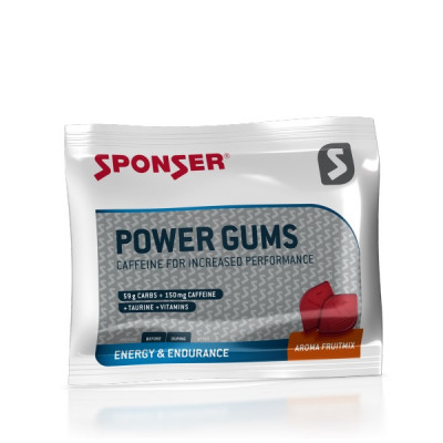 SPONSER POWER GUMS 75g Fruit