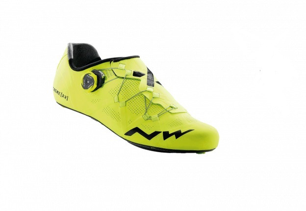detail NORTHWAVE EXTREME RR – YELLOW FLUO