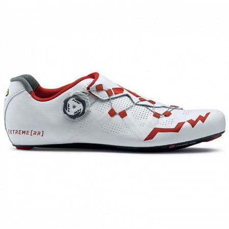 detail NORTHWAVE EXTREME RR - white/red