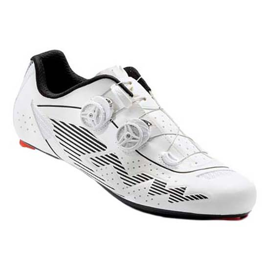 NORTHWAVE EVOLUTION WIDE – REFLECTIVE WHITE