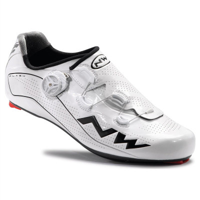 NORTHWAVE FLASH CARBON – WHITE