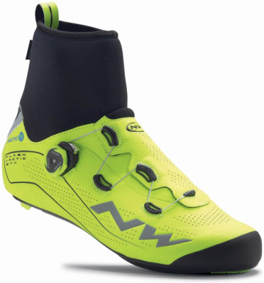NORTHWAVE FLASH ARCTIC GTX Yellow Fluo