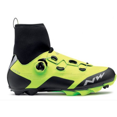 NORTHWAVE RAPTOR GTX Yellow Fluo/Black