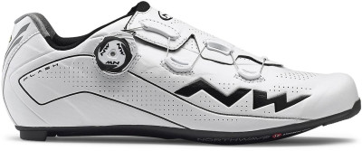 NORTHWAVE FLASH 2 CARBON – White/Black