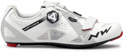 NORTHWAVE STORM CARBON White