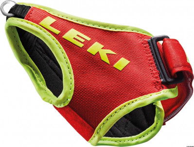 LEKI FRAME STRAP SHARK Neon Red