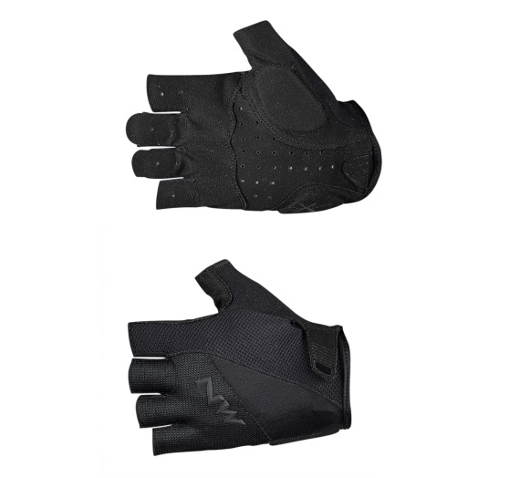 NORTHWAVE SHORT GLOVES FLASH 2 Black