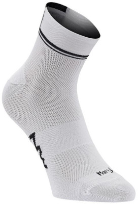 NORTHWAVE LOGO SOCKS 2 White/Black