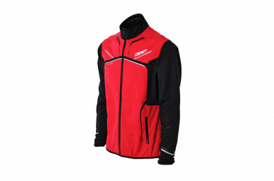 KV+ DAVOS JACKET UNISEX Red/Black 8V140-3