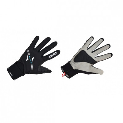 KV+ ELITE GLOVES Black 8G04-1