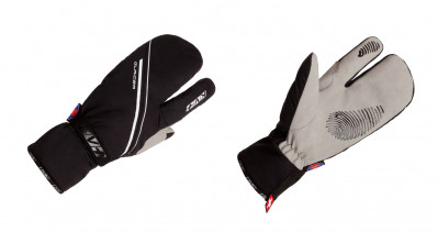 KV+ GLOVES GLACIER Black 8G06-10