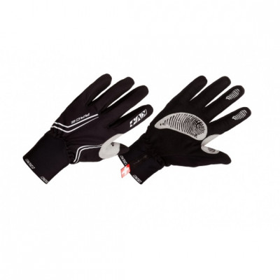 KV+ XC RACE PRO WIND TECH GLOVES Black 8G08-1