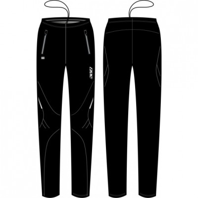 KV+ EXCLUSIVE PANTS WOMAN Black 8V108-1
