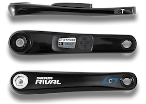 STAGES SRAM Rival POWER METER (GXP)