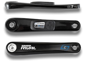 detail STAGES SRAM Rival POWER METER (GXP)
