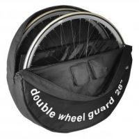 B&W WHEEL GUARD DOUBLE 28´´