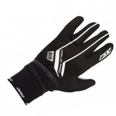 KV+ XC COLD PRO GLOVES Black 9G05-10