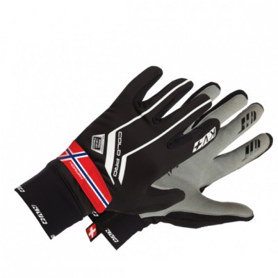 KV+ XC COLD PRO GLOVES Norway 9G05-N