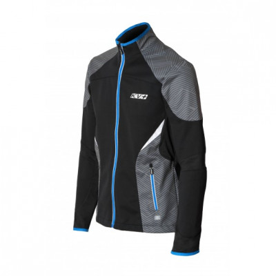 KV+ LAHTI JACKET UNISEX Black/Anthracite 9V116-1