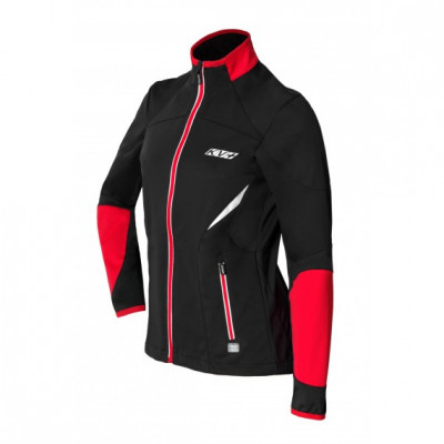 KV+ LAHTI JACKET UNISEX Black/Red