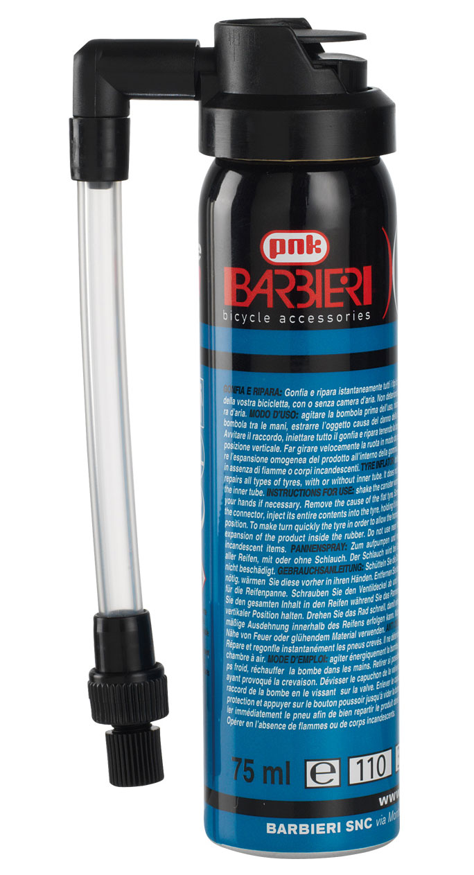 detail BARBIERI SPRAY NA DEFEKT 75ml