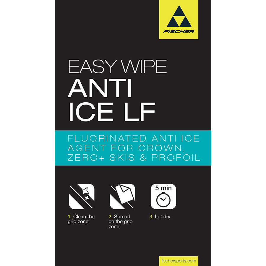 FISCHER EASY WIPE ANTI ICE LF