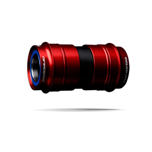 CERAMICSPEED PF30 SHIMANO COATED Road Press-fit PF30/ 24mm axle – Red