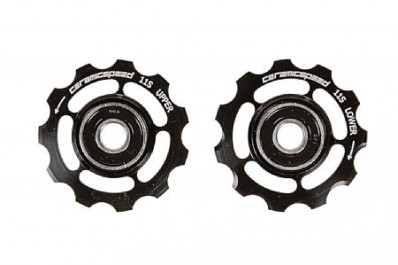 CERAMICSPEED PULLEY WHEELS SHIMANO 11s road + offroad