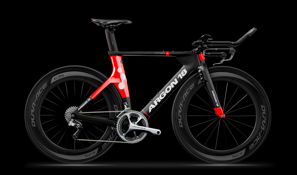 ARGON 18 E-118 DURA ACE Di2 FFWD kit 2016