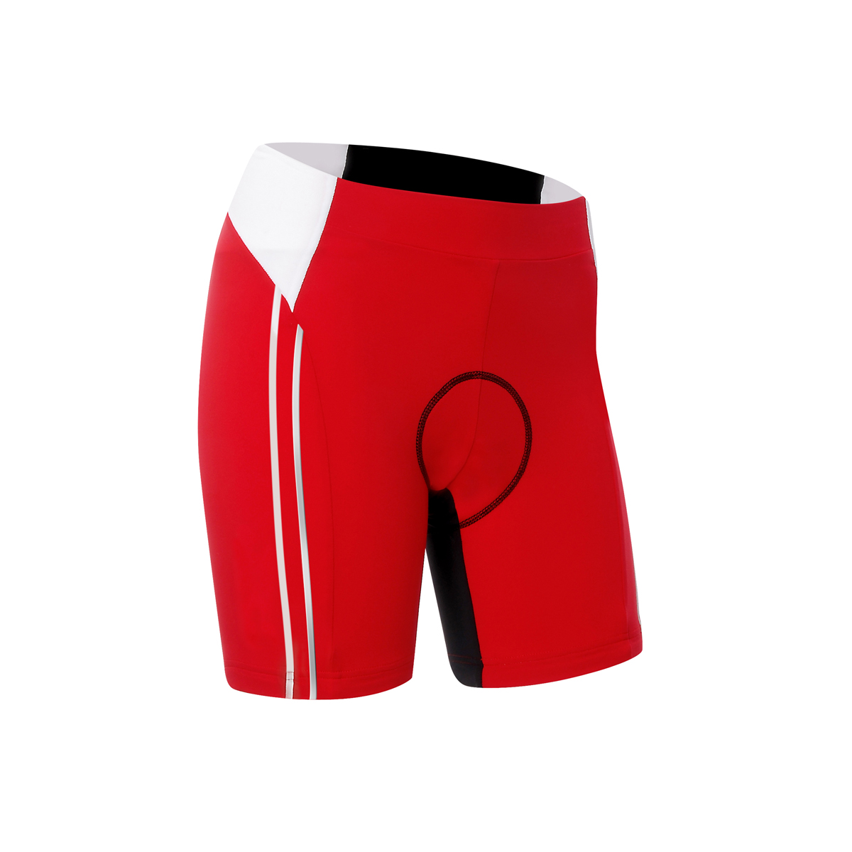 RH+ Up & Down W Short red-white ECD0227-310