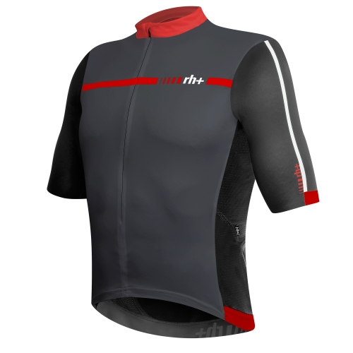 RH+ LEGEND JERSEY – anthracite/black/red ECU0319-542