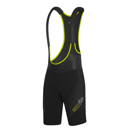 RH+ DRYSKIN AIRX BAGGY BIBSHORTS Black/Red ECU0342-930