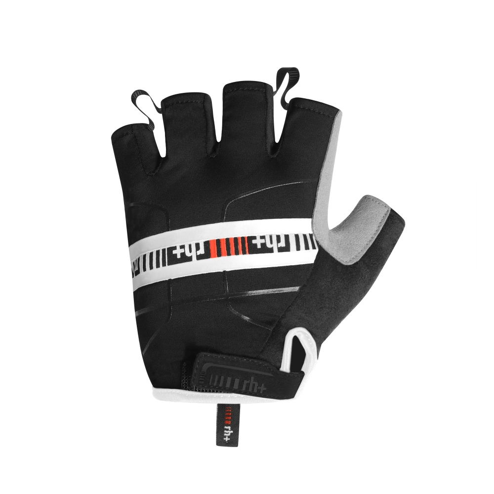 RH+ ACADEMY GLOVE - black/white ECX9087-910