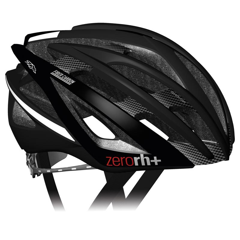 RH+ ZX Fiber Carbon L.E. Matt Black - Black EHX6051_09