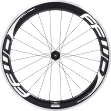 detail FAST FORWARD CARBON /ALU F6R Set DT swiss 180 WHITE