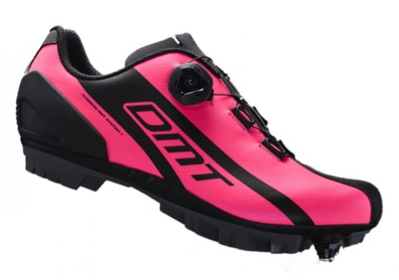 DMT M5 WOMAN PINK FLUO/BLACK