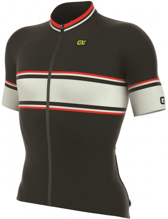 detail ALÉ PRR 2.0 SPEEDFONDO JERSEY Black/Red