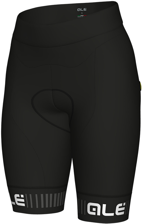 detail ALÉ SOLID TRIGUARDO SHORT Black