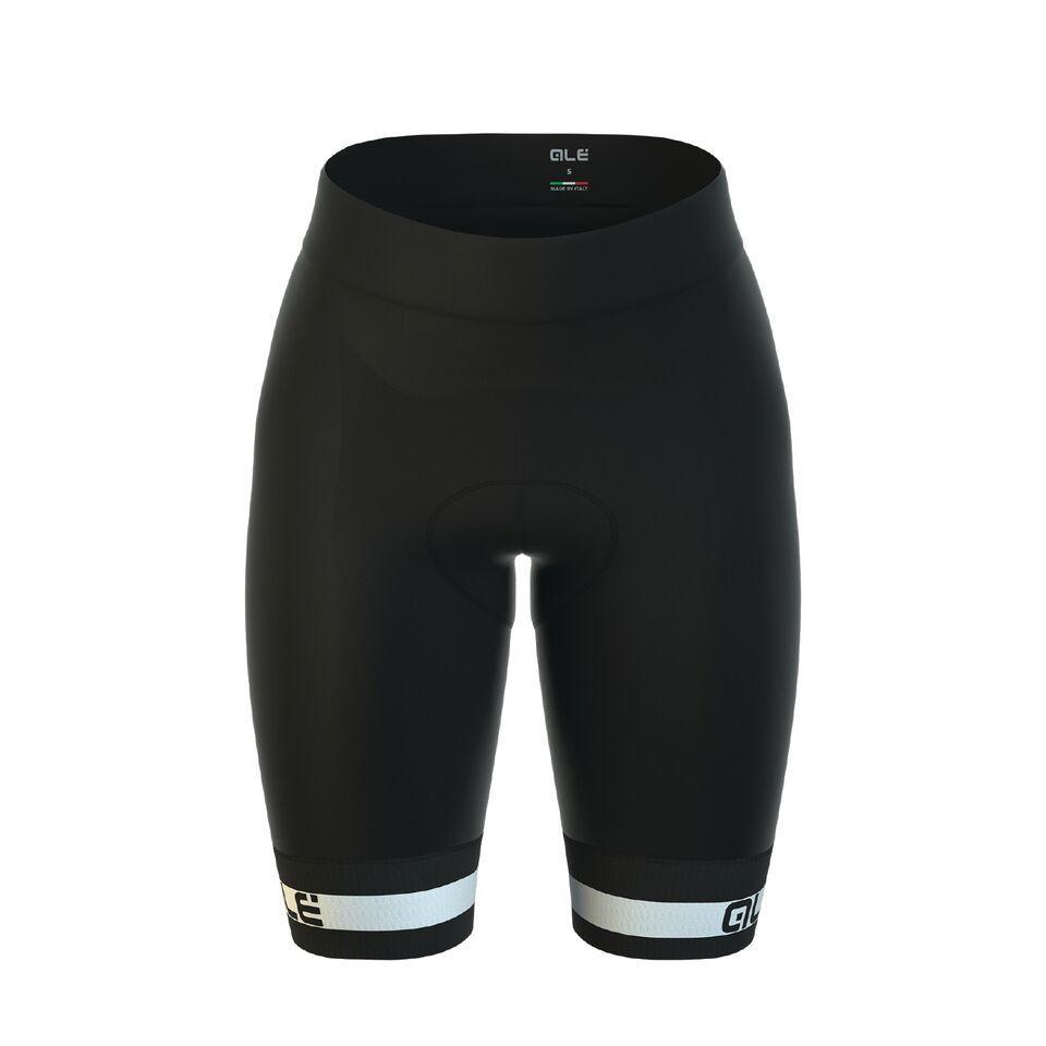 ALÉ EXCEL INFINITY SHORTS Black