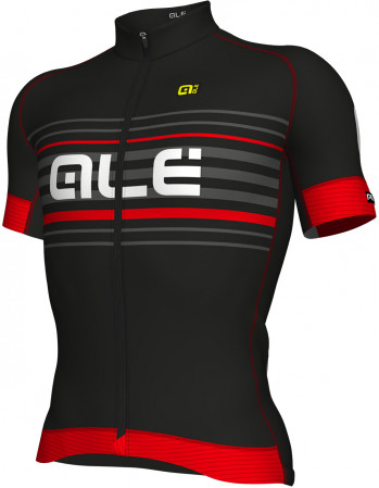 detail ALÉ GRAPHICS PRR SALITA JERSEY Black/Red