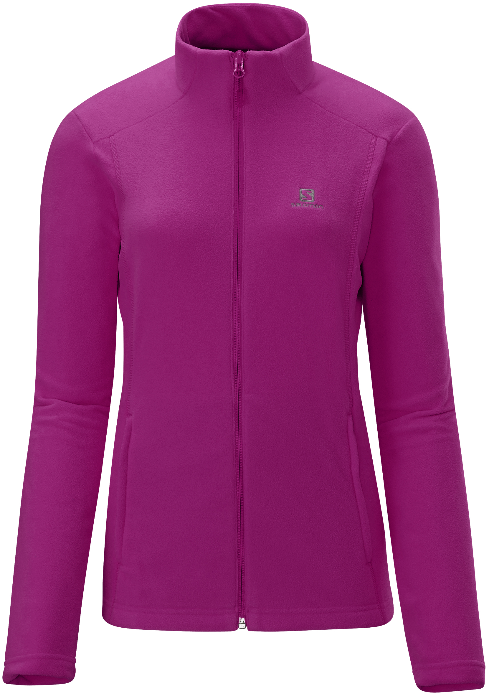 SALOMON PANORAMA FZ MIDLAYER W WILD BERRY