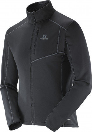 detail SALOMON DISCOVERY FZ Men - Black L37384200