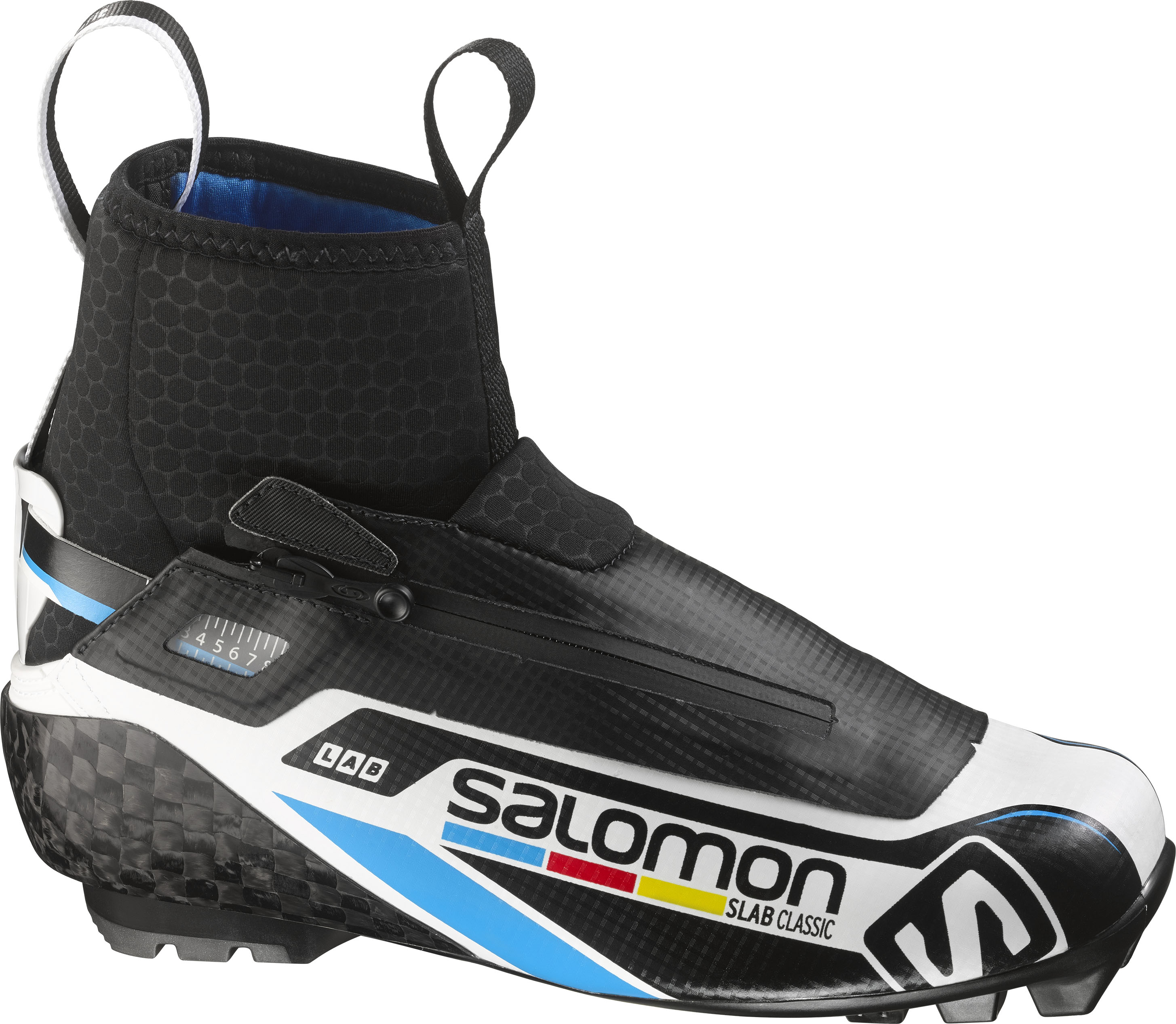 SALOMON S-LAB CLASSIC Black/White 16/17