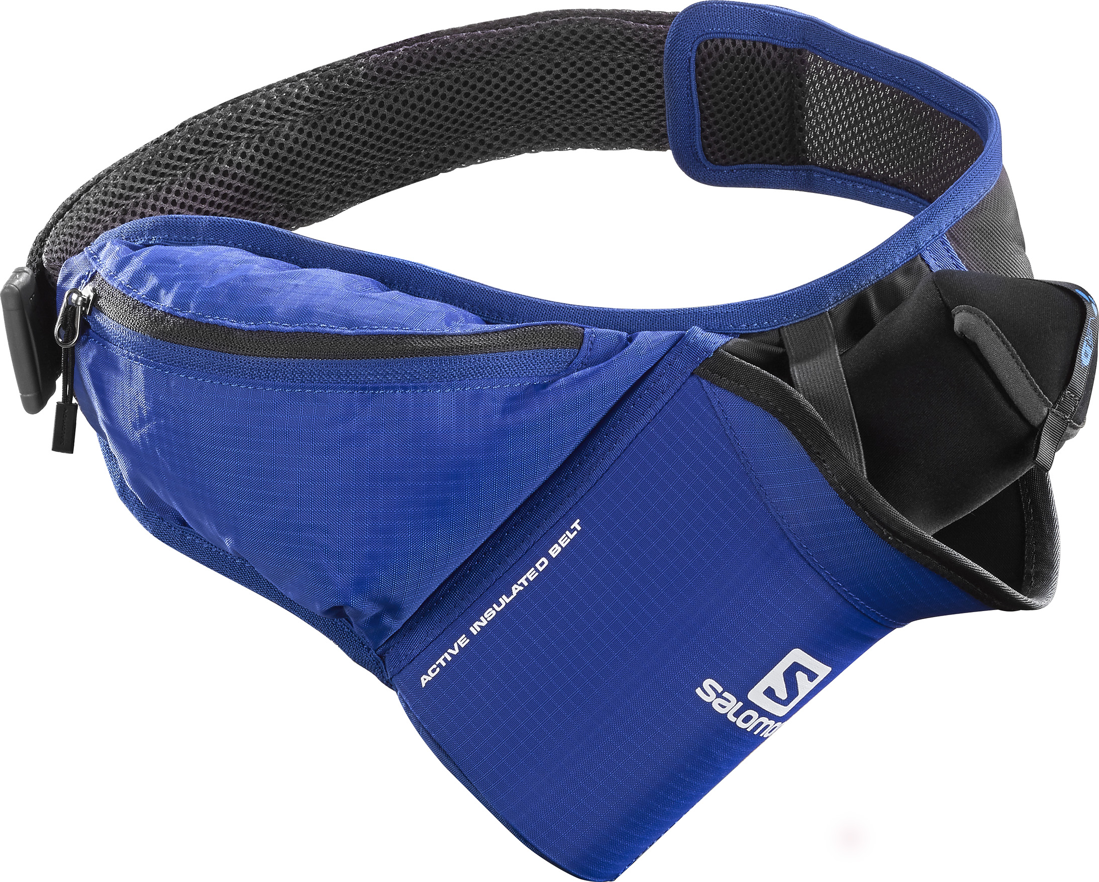 SALOMON ACTIVE INSULATED BELT - Blue Yonder/Asph L38257500