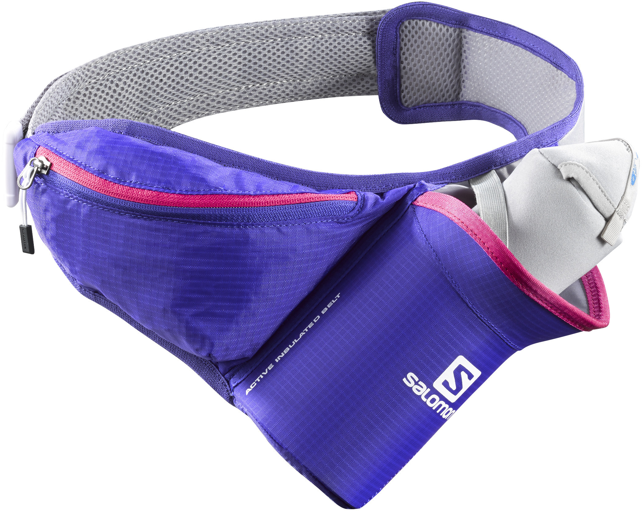 SALOMON ACTIVE INSULATED BELT - Phlox Violet/On L38257600