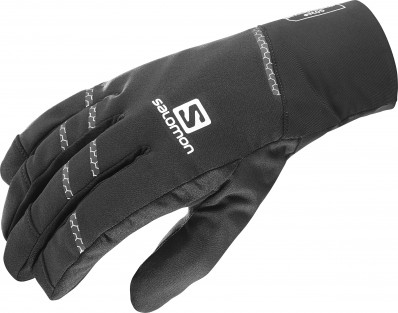SALOMON RS PRO WS GLOVE Black